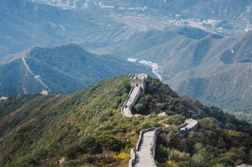 La Grande Muraille, Badaling